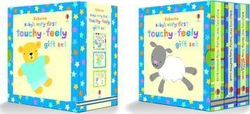 Baby's Very First Touchy Feely Gift Set