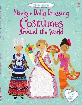 Sticker Dolly Dressing Cover Image