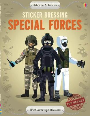 Sticker Dressing Special Forces