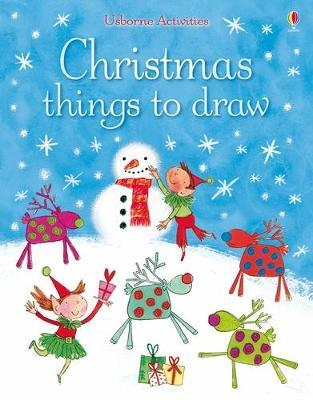 Christmas Things to Draw