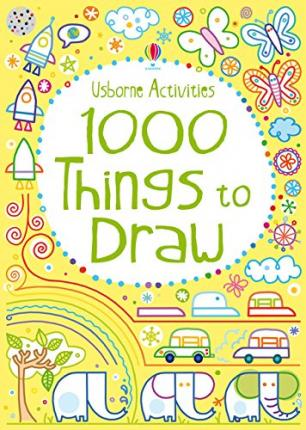 1000 things to make and do book