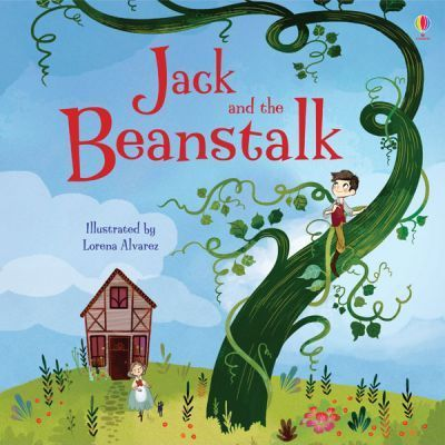 Image result for jack and the beanstalk book cover