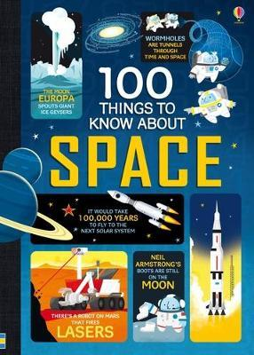 100 Things to Know About Space Cover Image