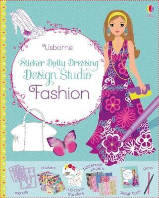 Sticker Dolly Dressing : Design Studio Fashion