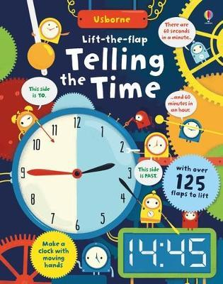 Lift-The-Flap Telling the Time