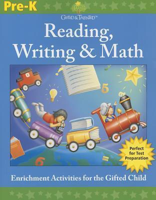 Gifted & Talented: Grade Pre-K Reading, Writing & Math (Flash Kids ...