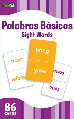 Palabras Basicas/Sight Words (Flash Kids Spanish Flash Cards)