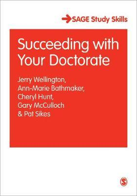Succeeding with Your Doctorate