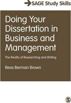 dissertation skills business management students Writing your management dissertation or project proposal be of interest to the business community students at the school of management are expected to engage.