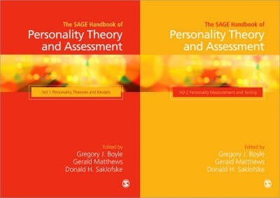 The SAGE Handbook Of Personality Theory And Assessment Donald H