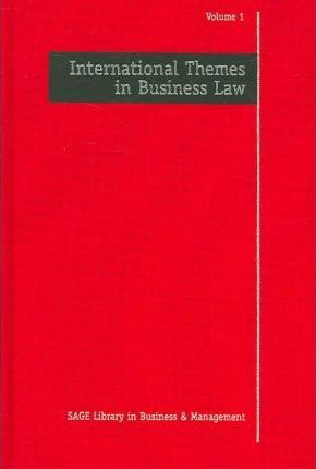 International Themes in Business Law