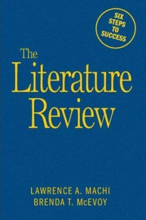 literature review machi mcevoy