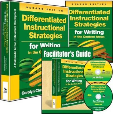 Differentiated Instructional Strategies for Writing in the Content Areas