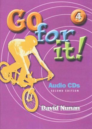Go for it! 4: Classroom Audio CDs