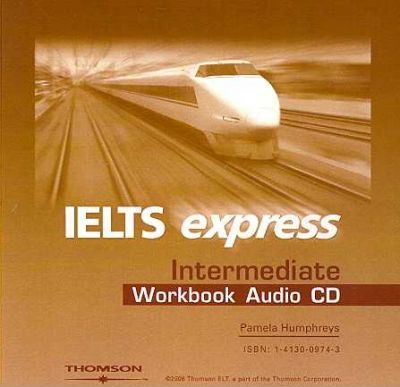 IELTS Express: Intermediate Workbook Audio Cds