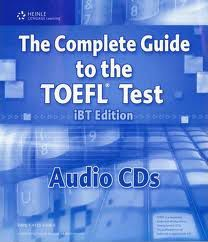 The Complete Guide to the TOEFL Test, iBT: Audio CDs (13)