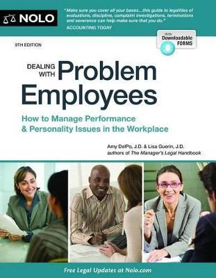 Dealing with Problem Employees: How to Manage Performance & Personal Issues in the Workplace