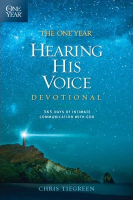 The One Year Hearing His Voice Devotional