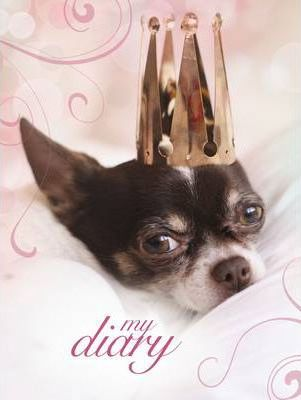 Sparkle Lock-up Diary - Crown