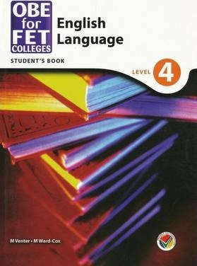 OBE for FET colleges English language : Level 4: Student's book