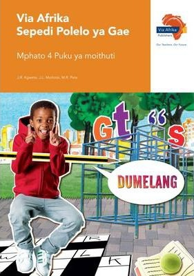 Via Afrika Sepedi: Gr 4: Learner's book