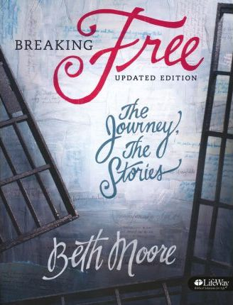 breaking free bible study book the journey the stories