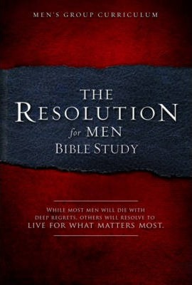 Resolution For Men Bible Study, The