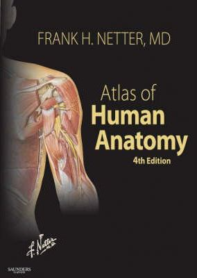 Atlas of Human Anatomy: WITH netteranatomy com : Frank H