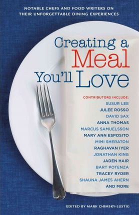 Creating a Meal You'Ll Love