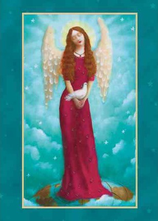 Earth Angel Boxed Holiday Cards