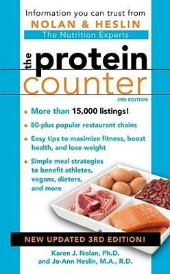 The Protein Counter – Jo-Ann Heslin