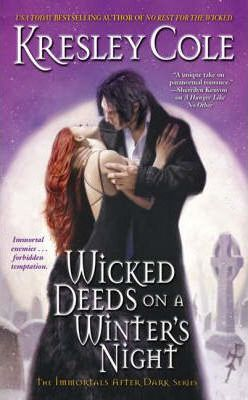 Immortals After Dark #3: Wicked Deeds on a Winter's Night