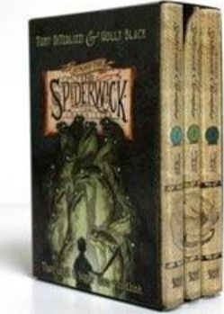 Beyond the Spiderwick Chronicles (Boxed Set) : The Nixies Song; A Giant Problem; The Wyrm King