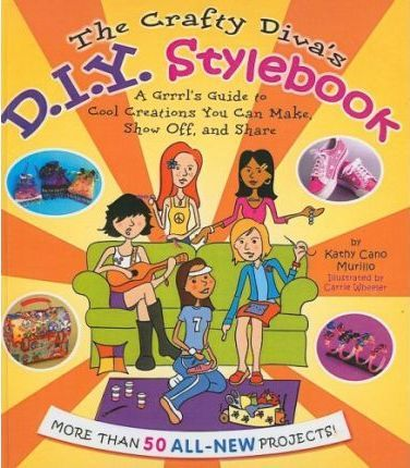 The Crafty Diva's D. I. Y. Stylebook