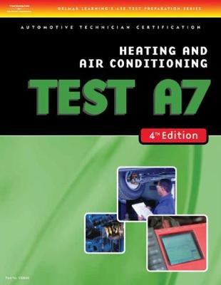 Test Preparation- A7 Heating and Air Conditioning