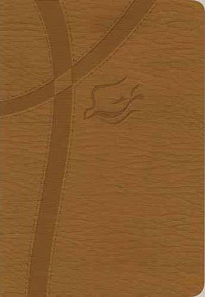 NKJV, New Spirit-Filled Life Bible, Imitation Leather, Tan, Red Letter Edition