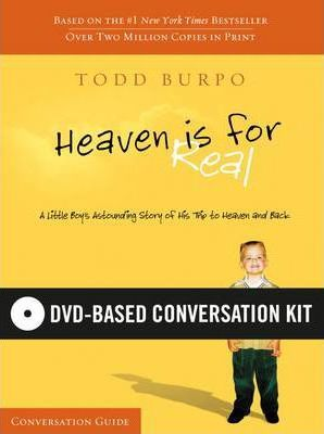 Heaven Is for Real DVD-Based Conversation Kit