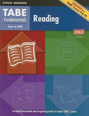 TABE Fundamentals Reading, Level D