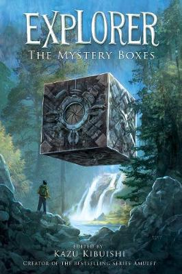 Explorer:The Mystery Boxes