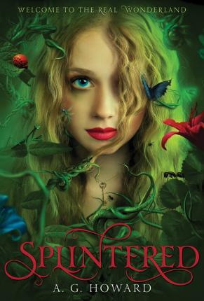Splintered (Splintered Series #1)