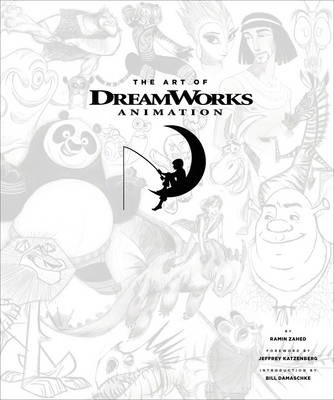 Art of DreamWorks Animation Cover Image