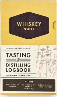 The Kings County Distillery: Whiskey Notes : Tasting and Distilling Logbook