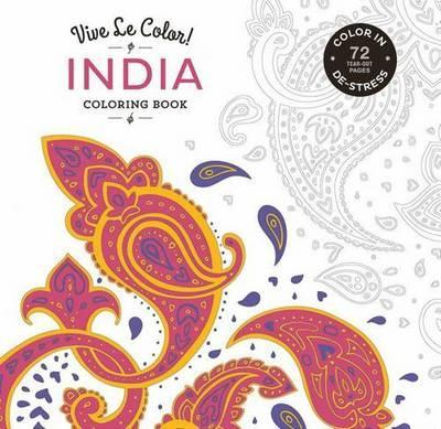 India Coloring Book
