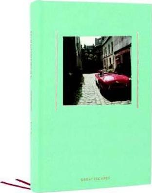 Slim Aarons: Great Escapes (Hardcover Journal: Mint Green)