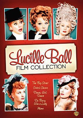 Lucille Ball Film Collection
