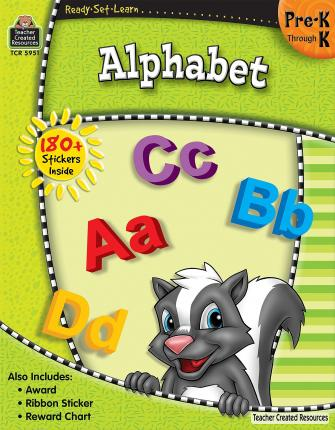 Alphabet, Pre-K Through K