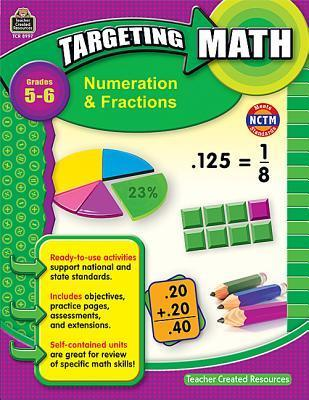 Numeration & Fractions, Grades 5-6