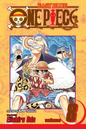 One Piece, Vol. 8