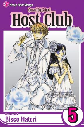Ouran High School Host Club, Vol. 5 Cover Image