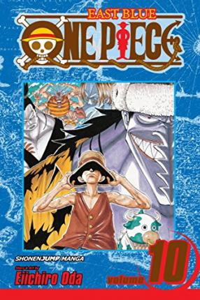 One Piece, Vol. 10 Cover Image